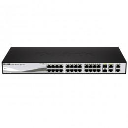 D-Link switch 24-portni PoE DES-1210-28P