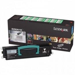 Lexmark toner E250A11E Black