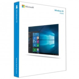 Microsoft Windows 10 Home 64-bit OEM, KW9-00139