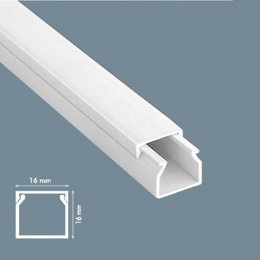 Mutlusan kanalica kablovska 16x16mm, 1m