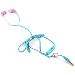 Omega Freestyle In-Ear Sport + Mic Pink FH1013P