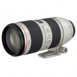 Canon objektiv EF 70-200mm f/2.8 L IS II USM