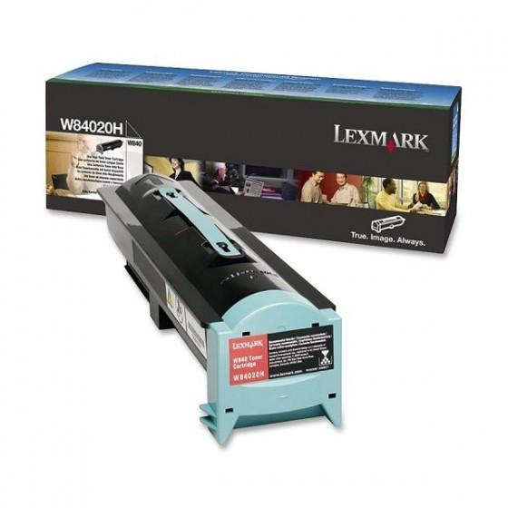 Lexmark toner W84020H Black