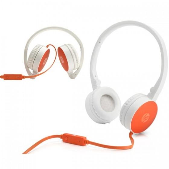 HP H2800 Headset oranž F6J05AA