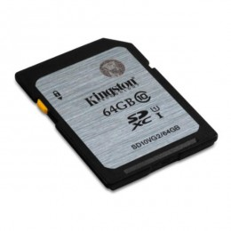 Kingston MC SDXC 64GB, SD10VG2/64GB