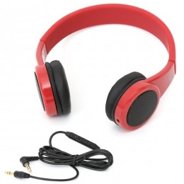 Omega FREESTYLE Headset FH0910 crveni