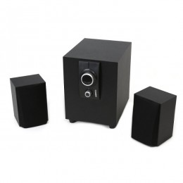 Omega zvučnici OG-24W 2.1 crni