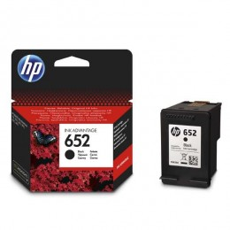 HP tinta F6V25A (No.652) Black