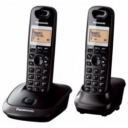 Panasonic telefon KX-TG2512FXT bežični, crni