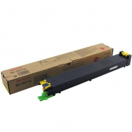 Sharp Toner MX-31GTYA Žuti