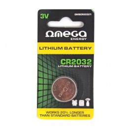 Omega baterija CR2032B1A 3V