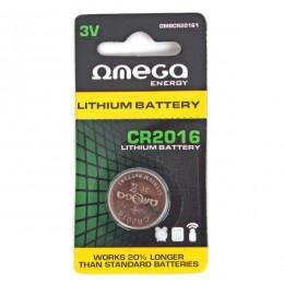 Omega baterija CR2016