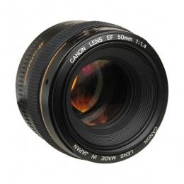 Canon EF 50mm f/1.4 USM (2515A012AA) Objektiv