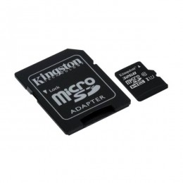 Kingston MC MicroSD 32GB Class 10, SDC10G2/32GB