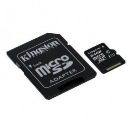 Kingston MC MicroSD 64GB Class 10, SDC10G2/64GB