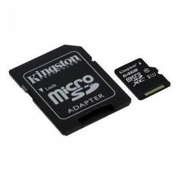 Kingston MC MicroSD 64GB Class 10, SDC10G2/64GB
