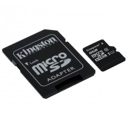 Kingston MC MicroSD 8GB Class 10, SDC10G2/8GB