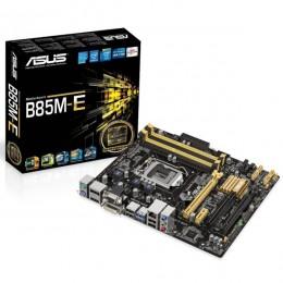 Asus MB B85M-E, LGA 1150, Intel B85