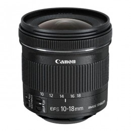 Canon objektiv EFS10-18 IS STM