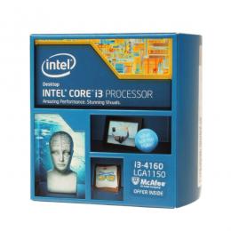 Intel Core i3-4160 3.6 GHz, LGA1150 BOX