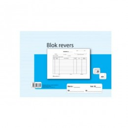REVERS BLOK A5