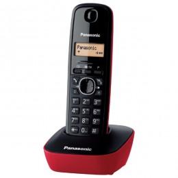Panasonic telefon KX-TG1611FXR - bežični crveni