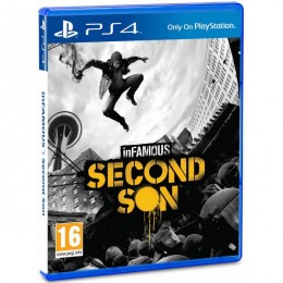 InFamous Second Son za PS4