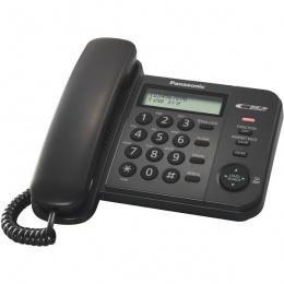 Panasonic KX-TS560FXW Stolni telefon, bijeli