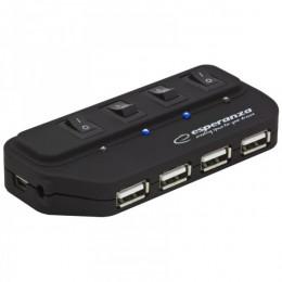 Esperanza HUB EA127 4 portni USB2.0