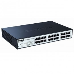 D-Link DGS-1100-24, 24-Port 10/100/1000 EasySmart Switch