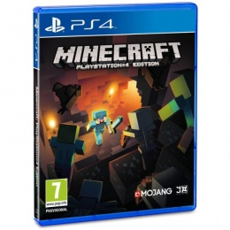 Minecraft za PS4