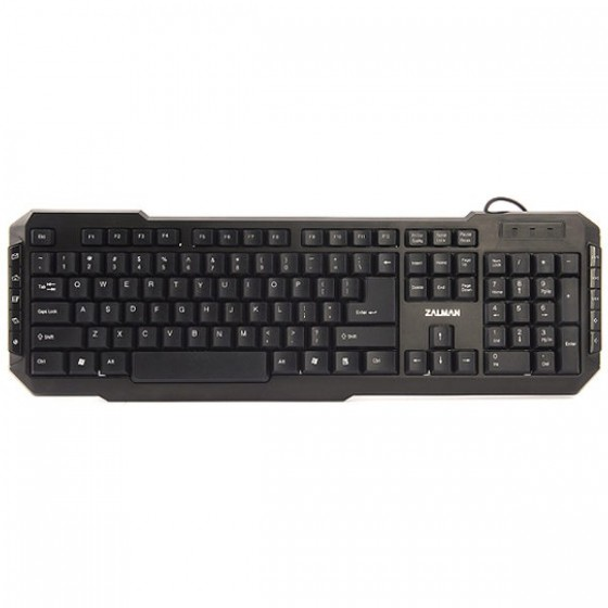Zalman tastatura multimedijalna ZM-K200M