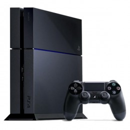 Sony Playstation 4 500GB - crna