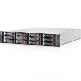 HP MSA 1040 2-port 1G iSCSI Dual Controller LFF Storage