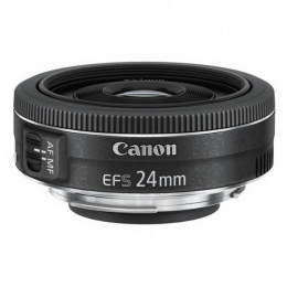 Canon objektiv EF-S 24mm2.8 STM