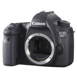 Canon EOS 6D GPS Body