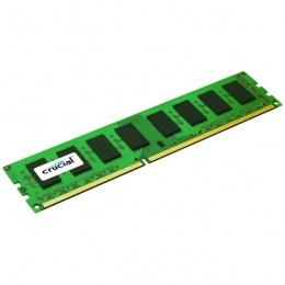 Crucial 4GB DDR3 PC3-12800 CL11 Unbuffered ECC UDIMM