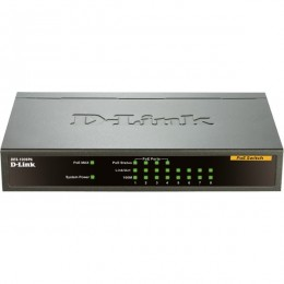 D-Link 8 port PoE Switch, DES-1008PA