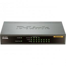 D-Link 8 port PoE Switch, DES-1008PA