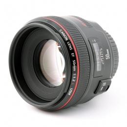 Canon objektiv EF 50mm/1:1,2 L USM