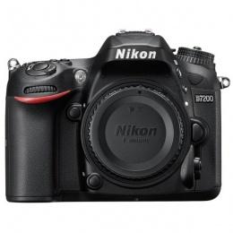 Nikon DSLR D7200 body