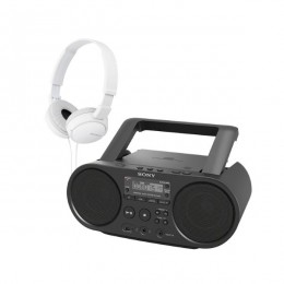 Sony Radio CD BoomBox ZSPS50