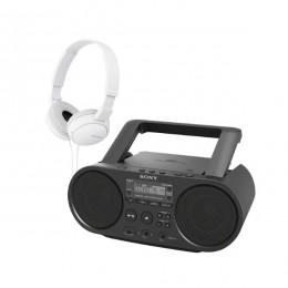 Sony Radio CD BoomBox ZSPS50B