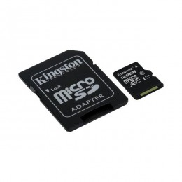 Kingston MC MicroSD 128GB Class 10, SDC10G2/128GB