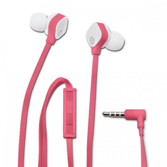 HP In Ear Headset H2310 Coral
