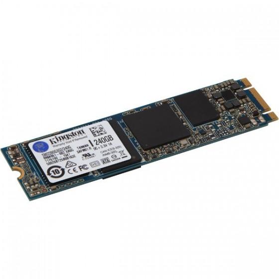 Kingston SSD M2 SATA 240GB, SM2280S3G2/240GB