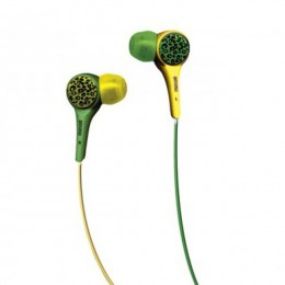Maxell Wild Buds slušalice zelene-žute