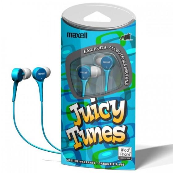 Maxell Juicy tunes slušalice plave