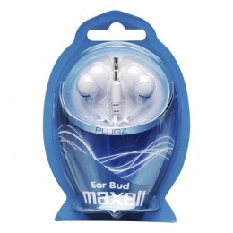 Maxell Plugz in-ear slušalice bijele