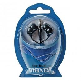 Maxell Plugz in-ear slušalice crne